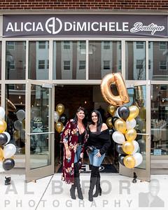 Nov 18, 2017 Grand Opening | Alicia DiMichele