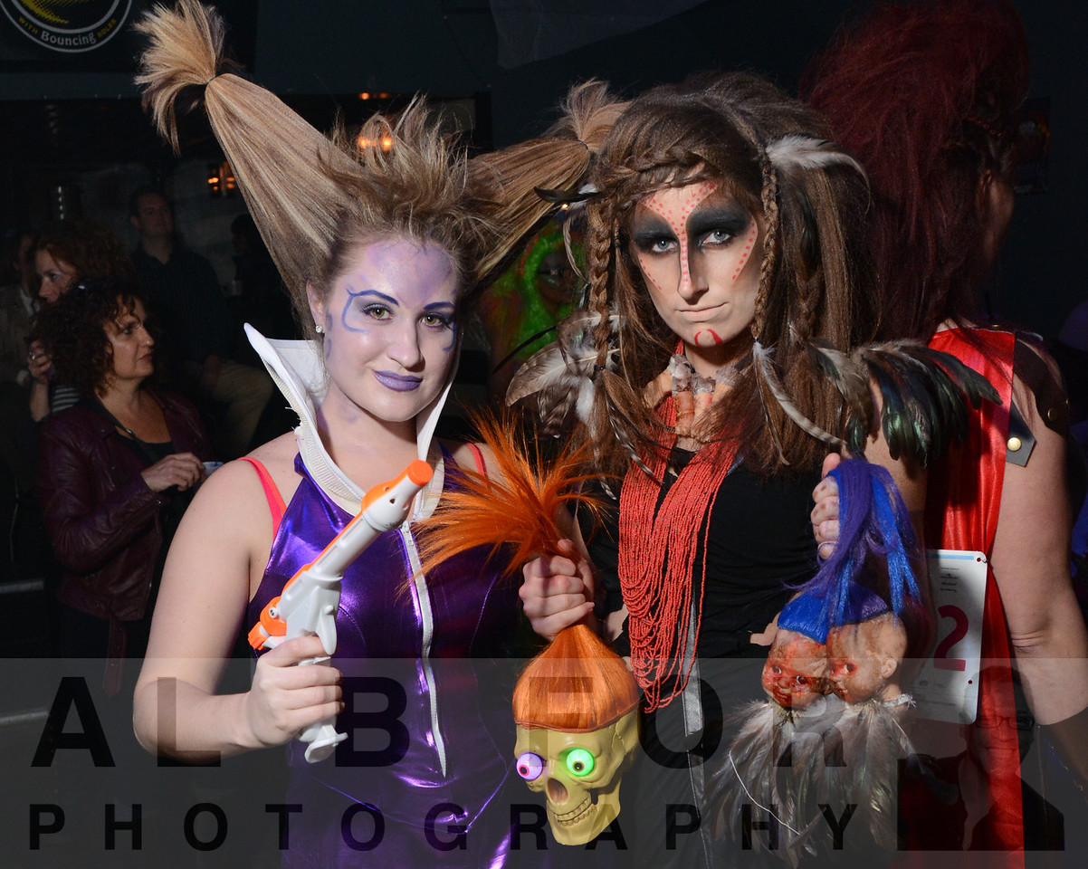 Nov 2, 2013 Universal Warriors, Fantasy Hair Competition For City of Hope