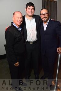 Barry Gutin, Erik Travers and Michael Mitloff