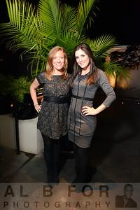Monica Zawadski and Ranyl Case