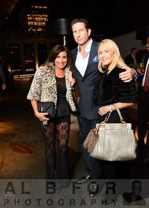 Jill Hennig, Eric Robbins and Tempa Berish