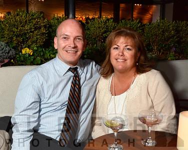 Troy Carey and Lynne Lindblad