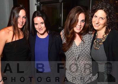 Trish Noel, Tamara Rube, Liz Einhorn and Kerri Sitrin