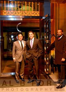 Chad Boonswang, Tony Piazza and Sean Lyerly (Hotel Monaco)
