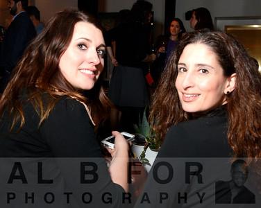 Claire Cusack and Concetta Seminara