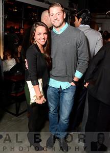 Ashley Purzycki and Mike Bradley