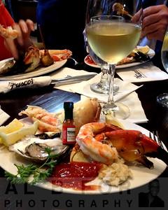 Del Frisco's Double Eagle Steak House |  VIP Stone Crab Unveiling!