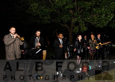 "Oct 18, 2018 Fairmount Park Conservancy's Annual ""GLOW in the Park"" Event"