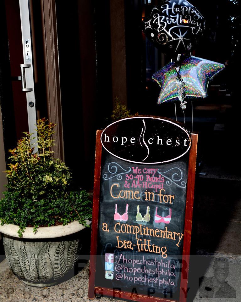 Oct 23, 2013 Hope Chest 1 year anniversary