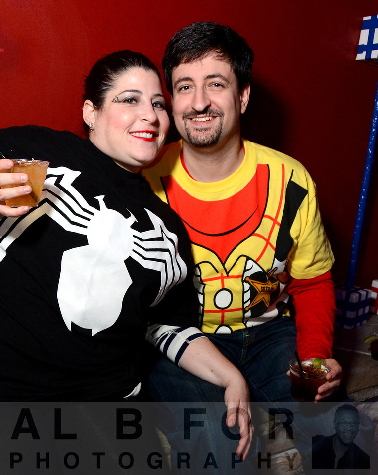 Oct 25, 2013 7th Annual Heaven + Hell Halloween Party