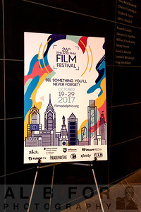 Oct 27, 2017 Film Festival's closing night party
