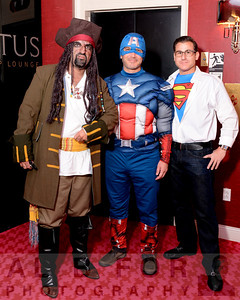Oct 31, 2013 Halloween at Stratus Rooftop Lounge