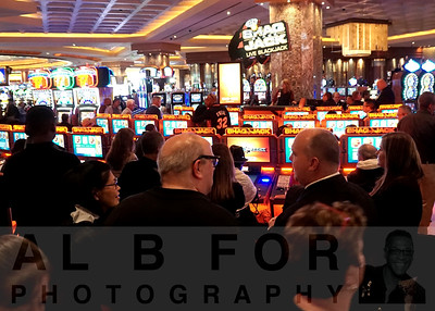 Oct 4, 2015  Shaquille O' Neal at Parx Casino