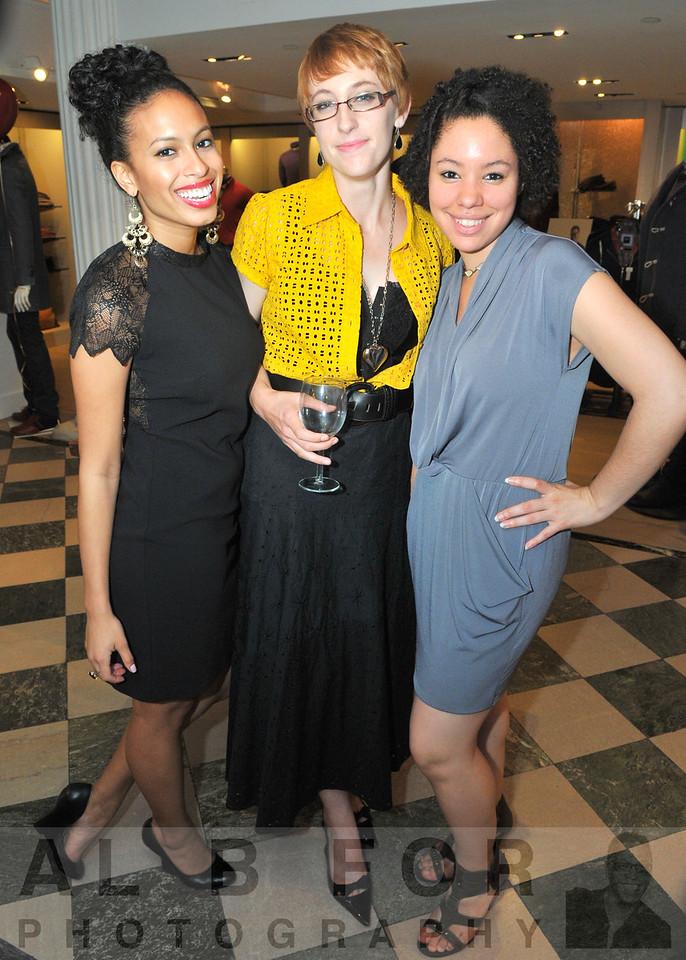 Nicole Davis, Marah Carpenter & Leia Delgado