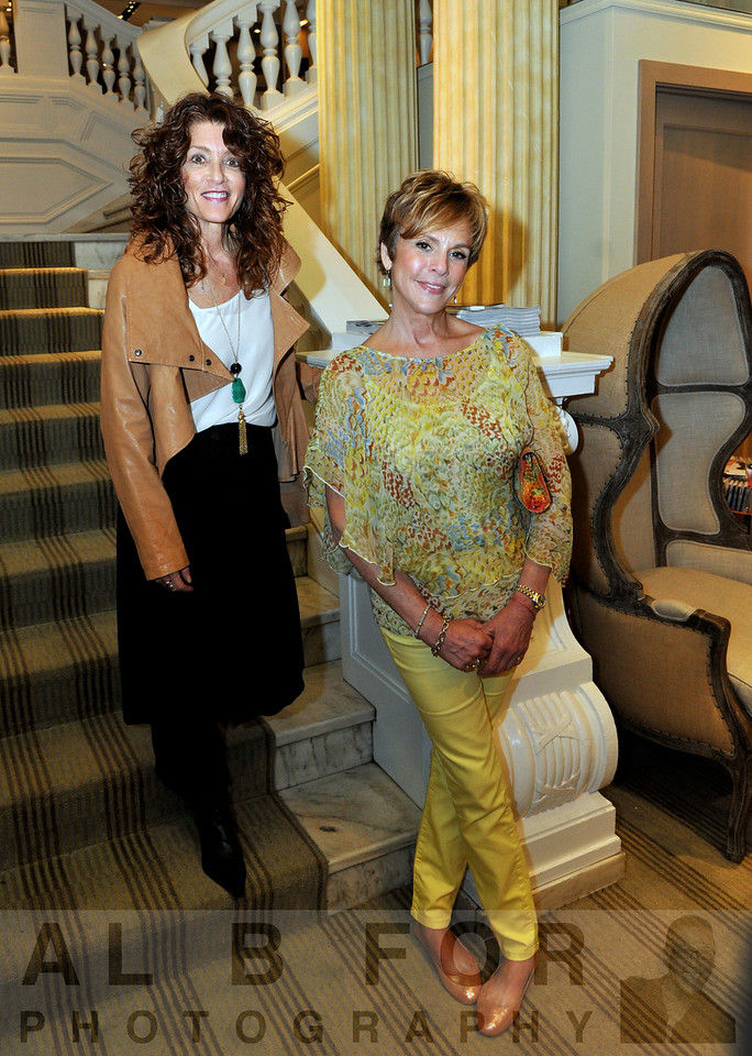 Nancie Stupp & Lauren Handel