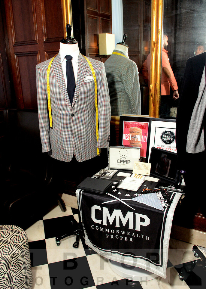 TPC 2013, Sept 18, 2013 Men's Happy Hour with Common wealth at The Barclay Prime