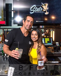 Sep 5, 2018 Grand Opening VIP & Media Party for Stats