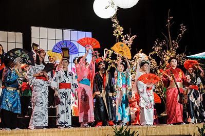 Opera: Mikado 2016