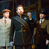 Act I, Scene 1.  Joseph Hubbard as Orazio; Alex Richardson; Paul Bower as Marcello.