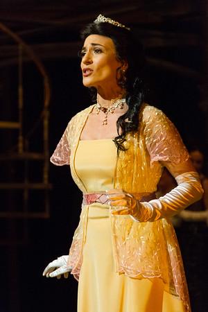 Act I, Scene 1.  Abla Lynn Hamza.