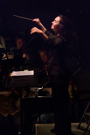 Orchestra conductor Zoe Zeniodi.