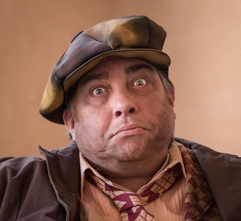 Carlos Archuleta as Tonio.