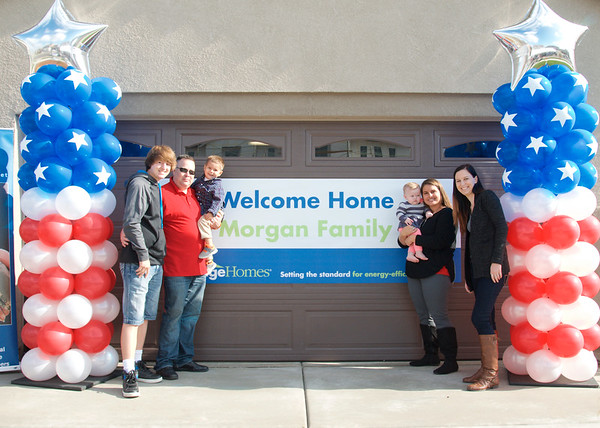 Operation Homefront Morgan Family