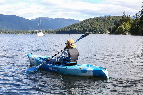 CanoeSept 11-16