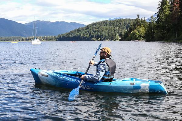 CanoeSept 11-15