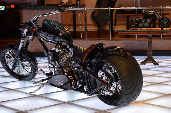 Orange County Chopper Bike Reveal