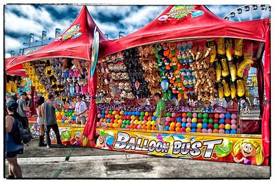 Ballon Bust