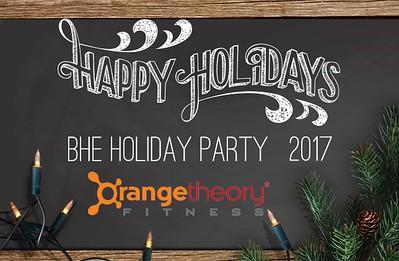 Orange Theory Fitness Holiday Party 12.1.17