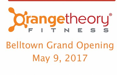 OrangeTheory Fitness Belltown Grand Opening