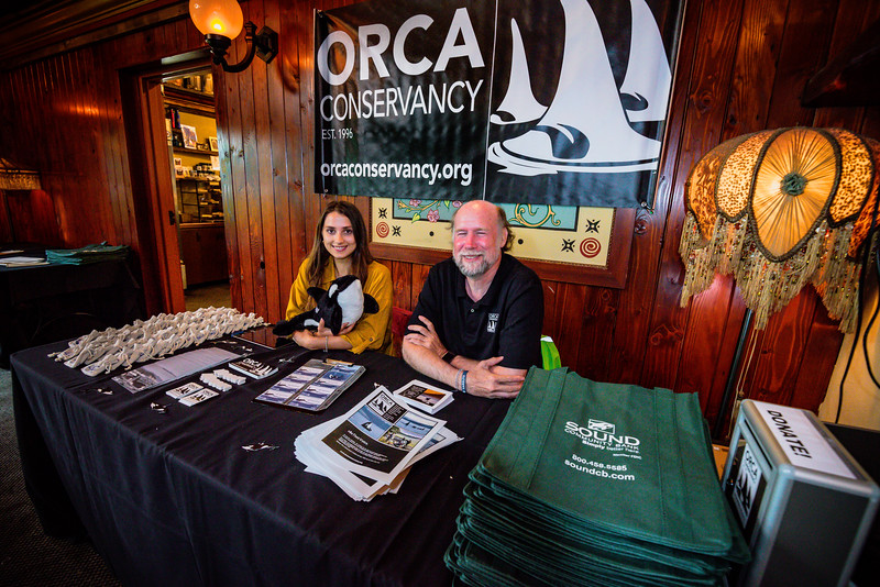 Orca Conservancy's Friends & Family Night at McMenamins!