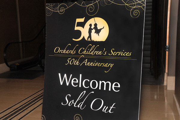 Orchards Children's Services, 50th Anniversary Celebration, May 12, 2012