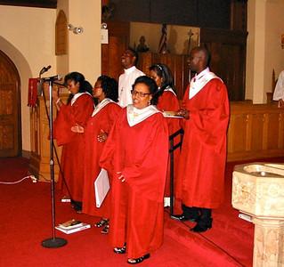 Ordination of Pastor Mathewos Shibo