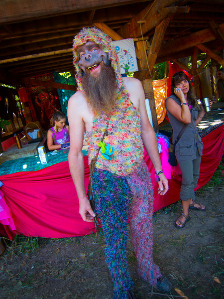 Oregon country fair and gays