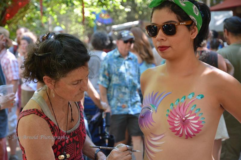 Free oregon country fair nude