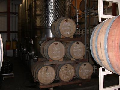 Orfila Vineyards, San Diego - Aug 2003
