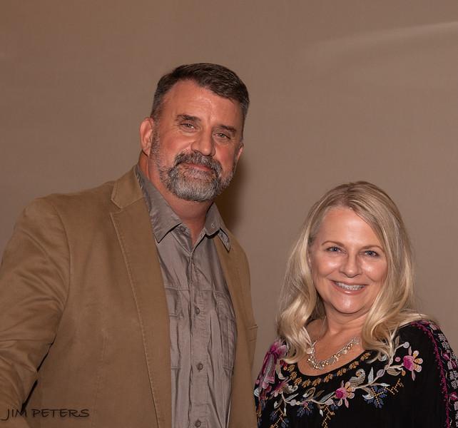 Frank Ruggles invited as banquet speaker by Julie Lee