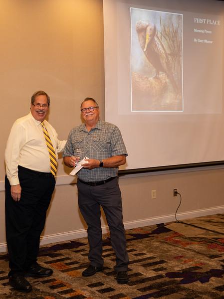 Gary Shaver, Winner Creative Category