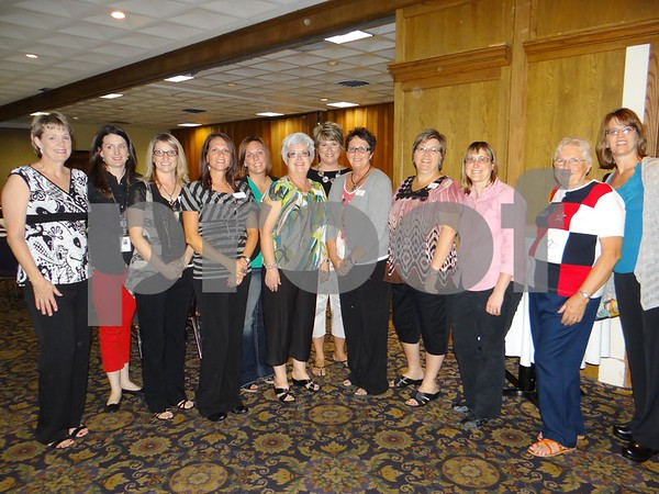 The employees of the Iowa Specialty Hospital and Orthopedic Specialists.