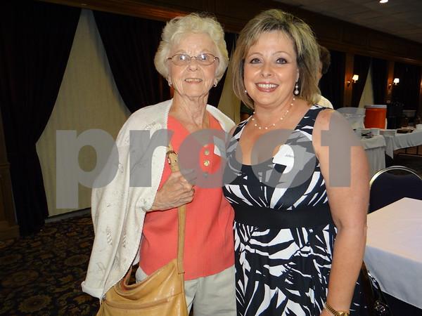 Wanda Dodger and Jolene Ronconi.