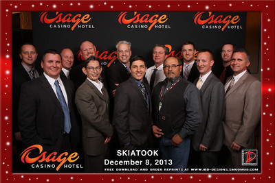 Skiatook Casino-Hotel Grand Opening 12-8-13