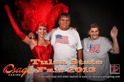 Tulsa State Fair FRI 9-27-13