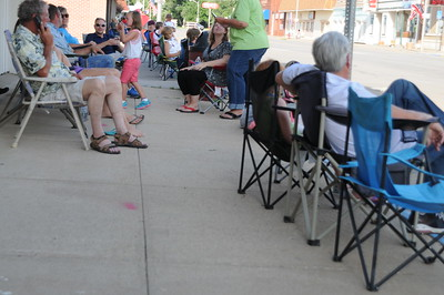 Osage County Fair Parade, June 25, 2015