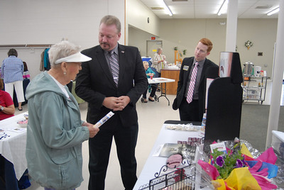 Osage County Senior Fair, April 24, 2014