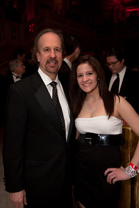 Greg J. Baroni (CEO of Attain) with his daughter Camille Baroni