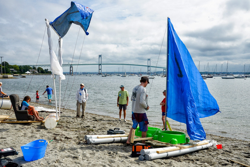 Fools Rules Regatta 2015 Jamestown, Rhode Island