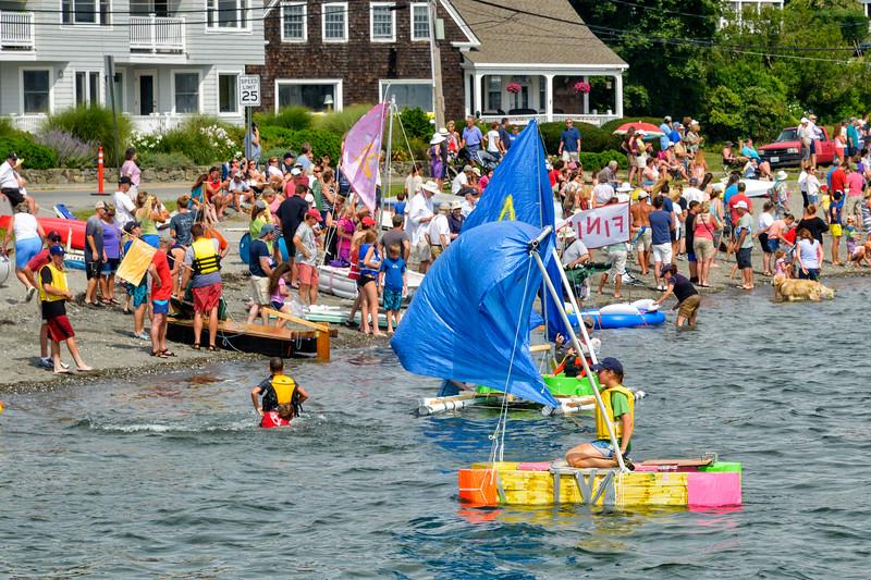 Fools Rules Regatta 2015 Jamestown, Rhode Island